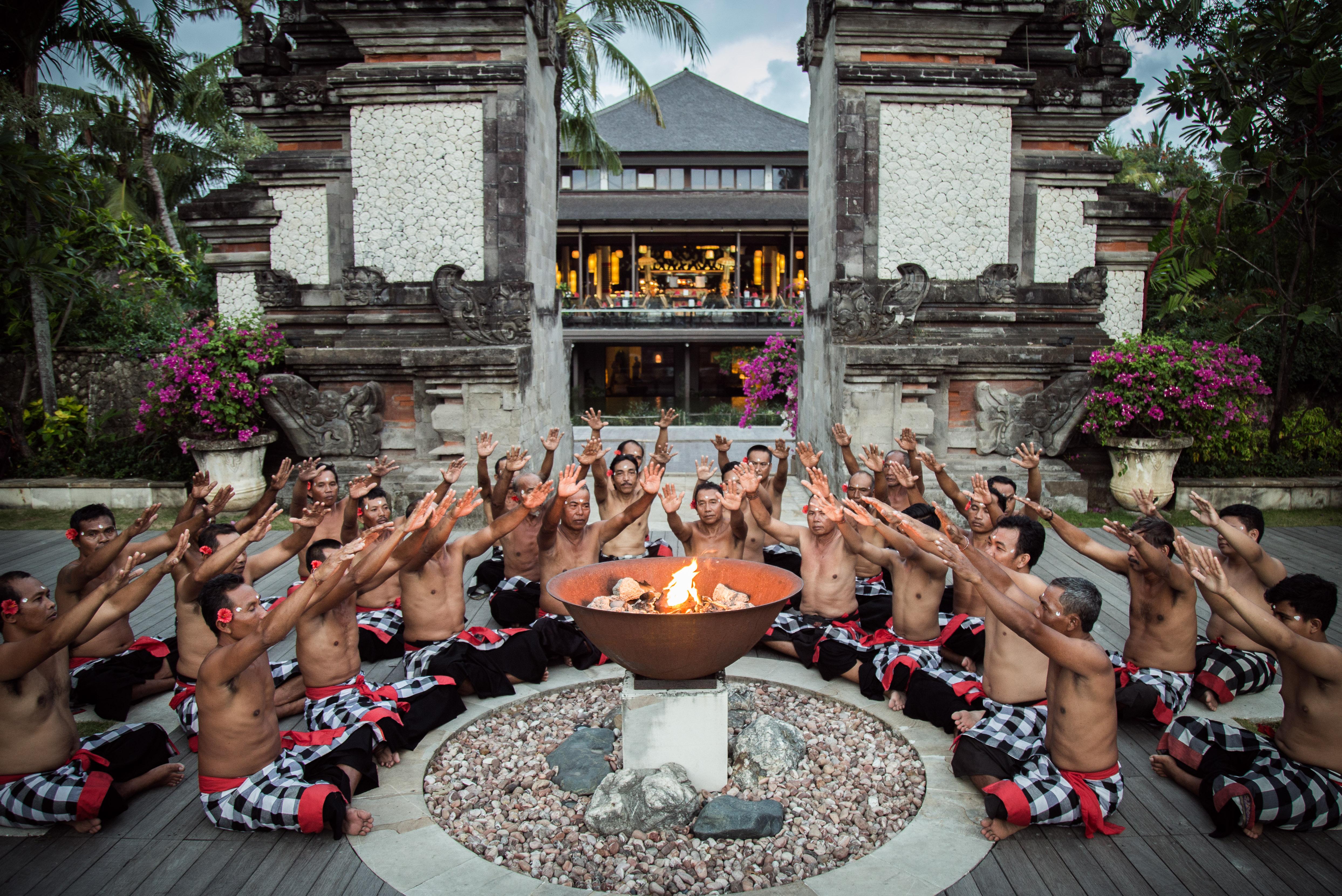Cultural Buffet Dinner at Padma Resort Legian