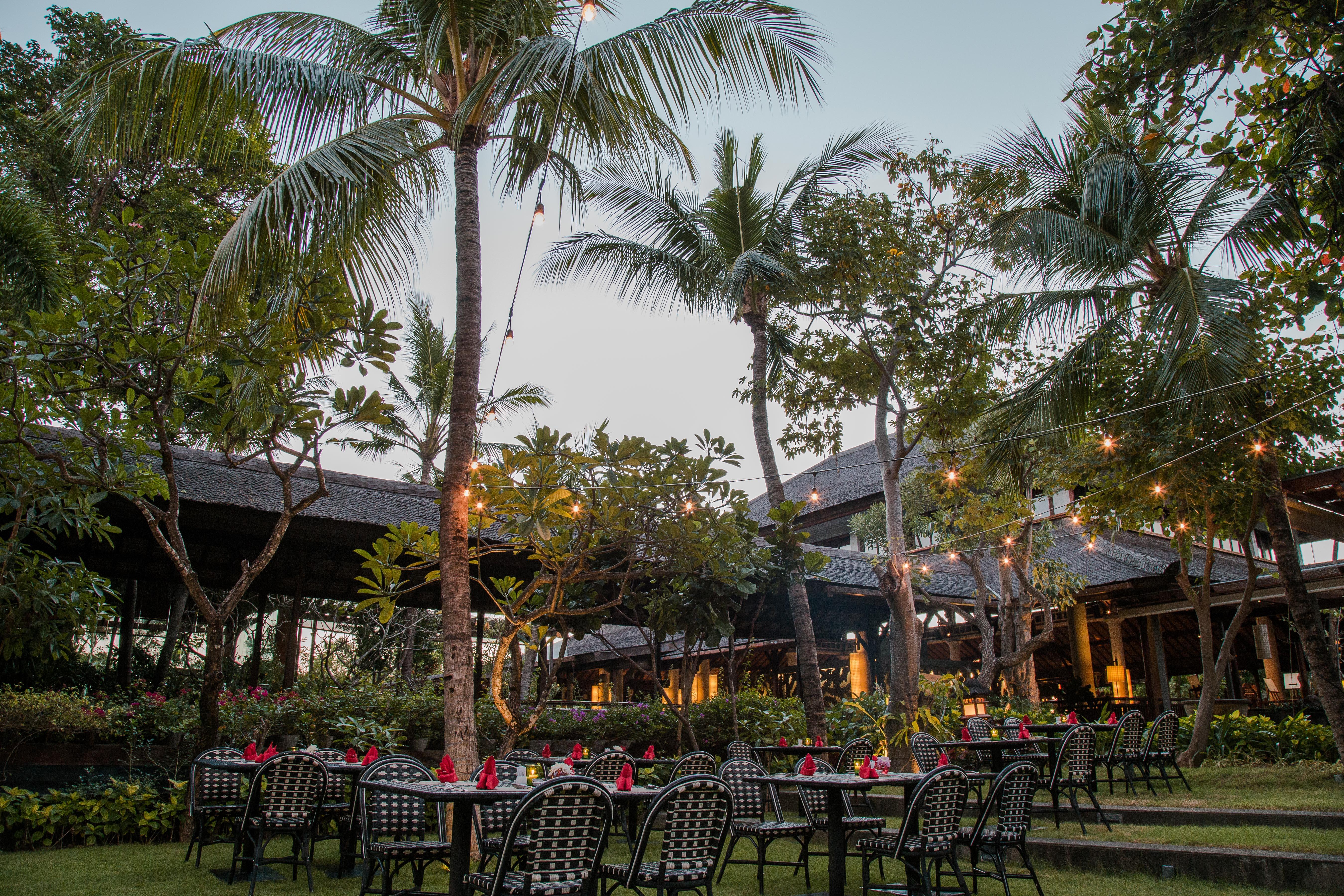 Dinner Under Stars at Padma Resort Legian