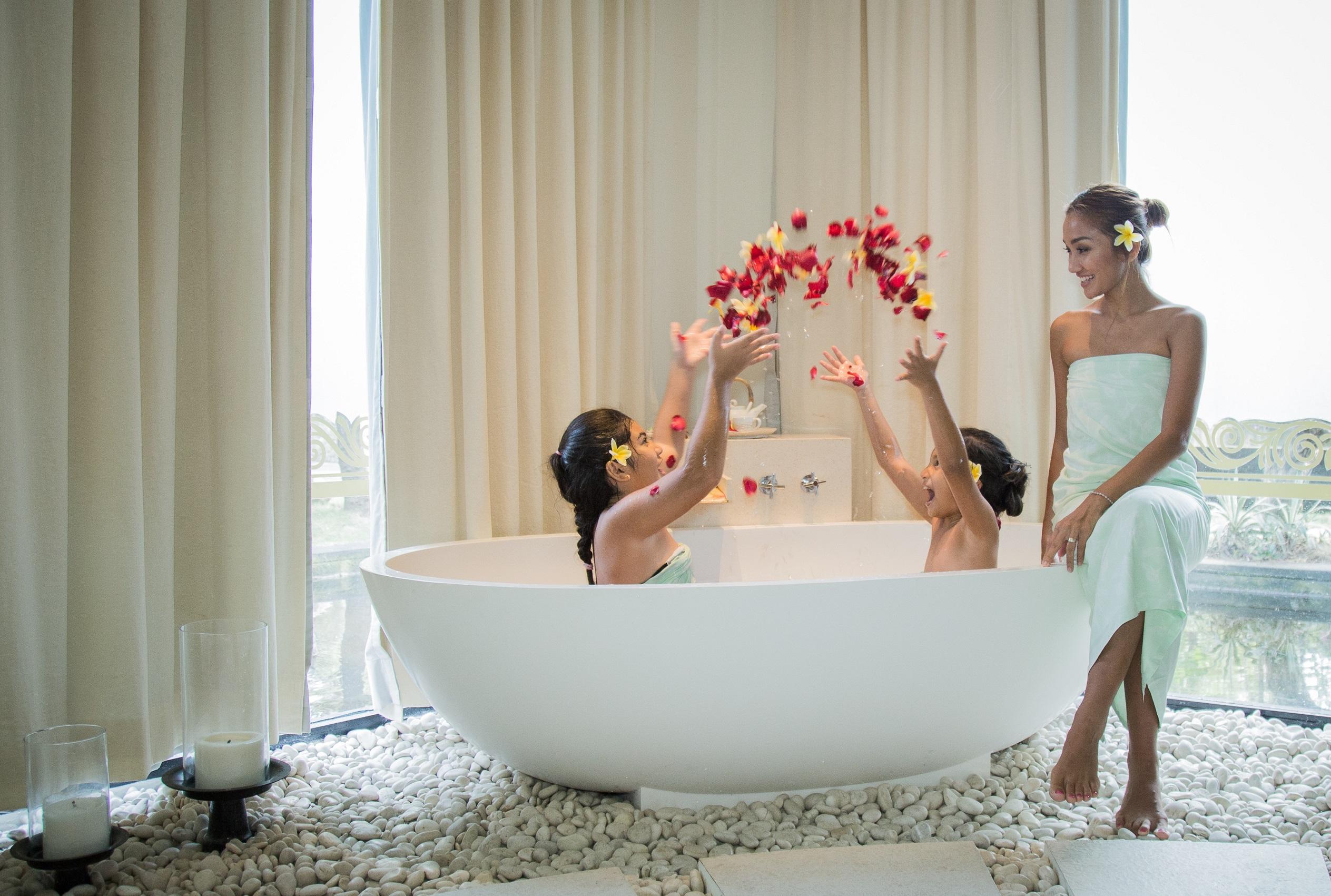 Blissful Bonding Treatment at Padma Resort Legian
