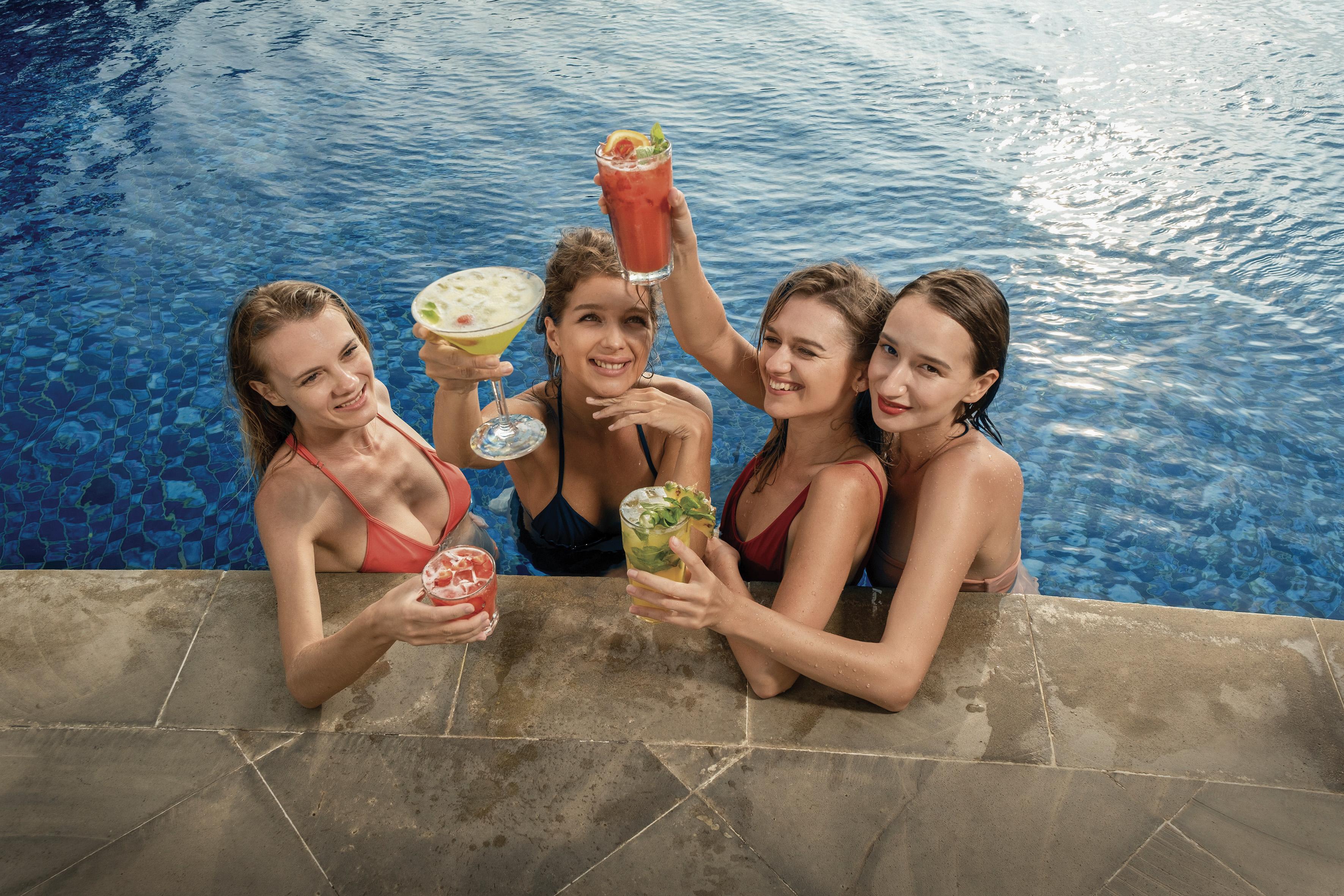 Happy Hour at Padma Resort Legian