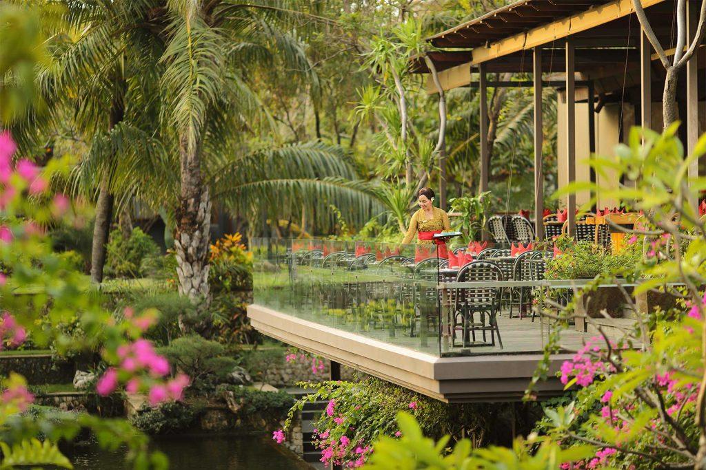 Padma Resort Legian - Dobiu Restaurant