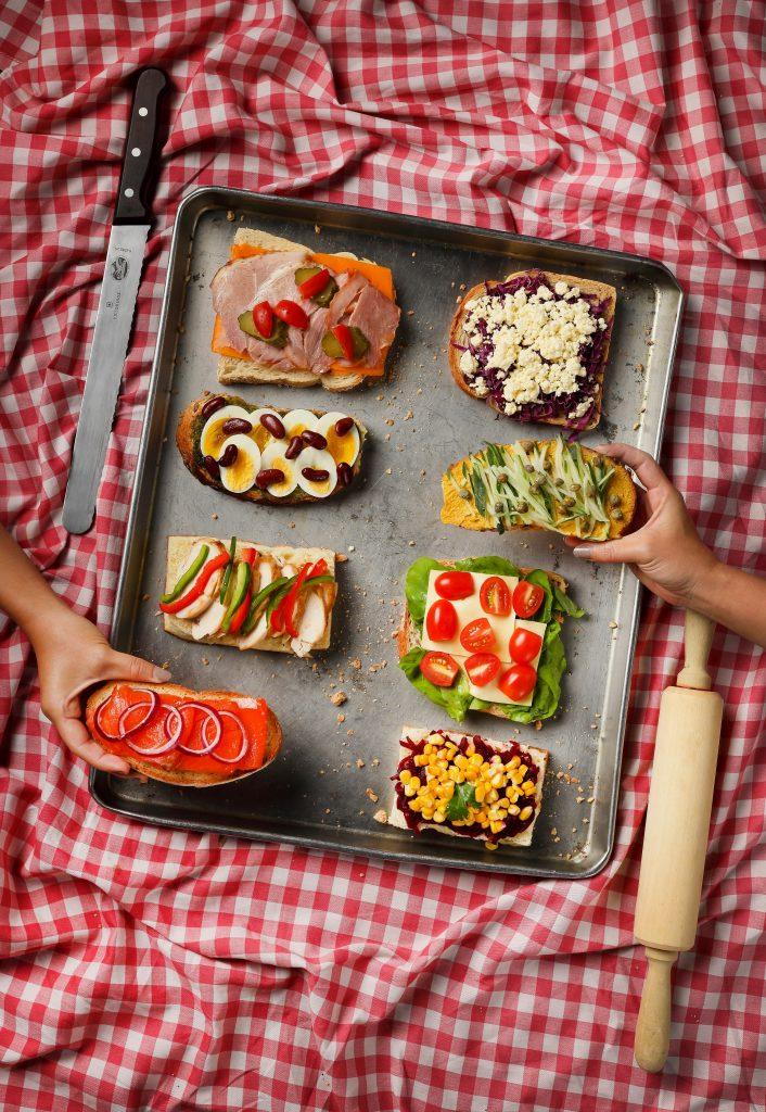 Create Your Own Sandwich - Padma Resort Legian