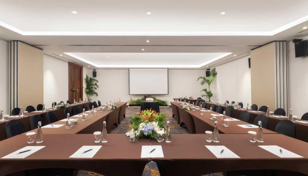 Meeting at Padma Resort Legian
