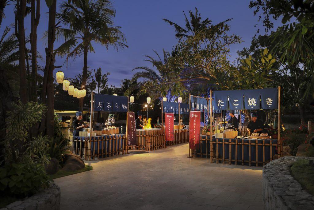 Padma Resort Legian - Matsuri