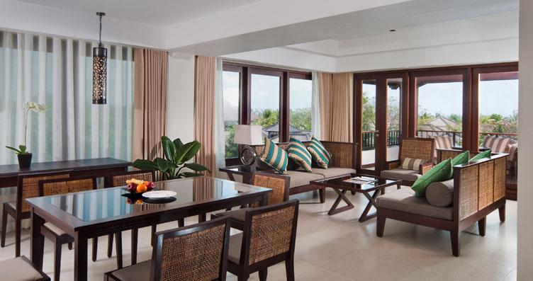 Two Bedroom Balcony Suite Padma