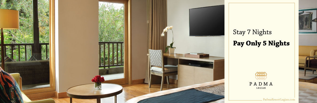 Bonus Nights Offer Padma Resort Legian 2