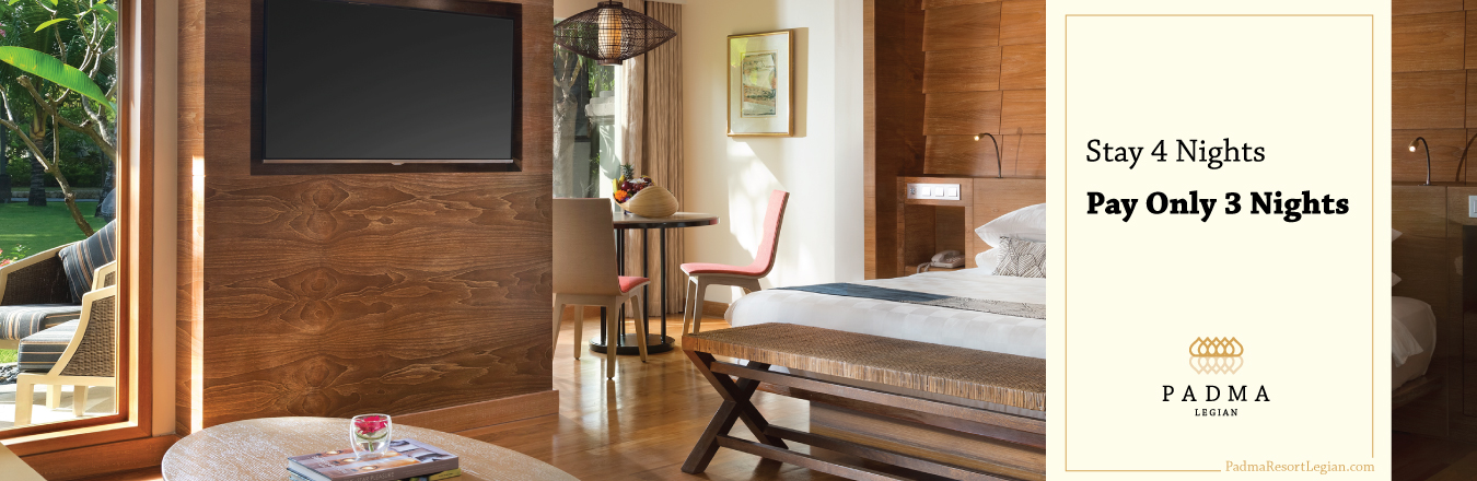 Bonus Nights Offer Padma Resort Legian 1