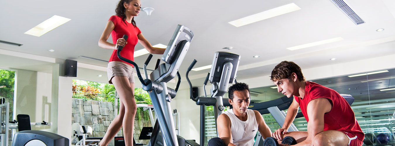 Complimentary Fitness Centre 1