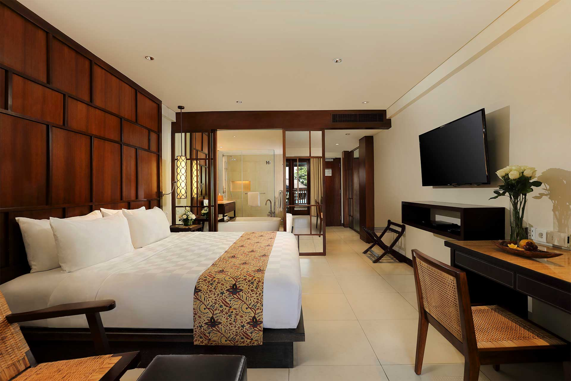 Deluxe Room - Padma Resort Legian