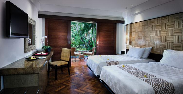 Deluxe chalet padma resort legian for Interieur chalet de luxe