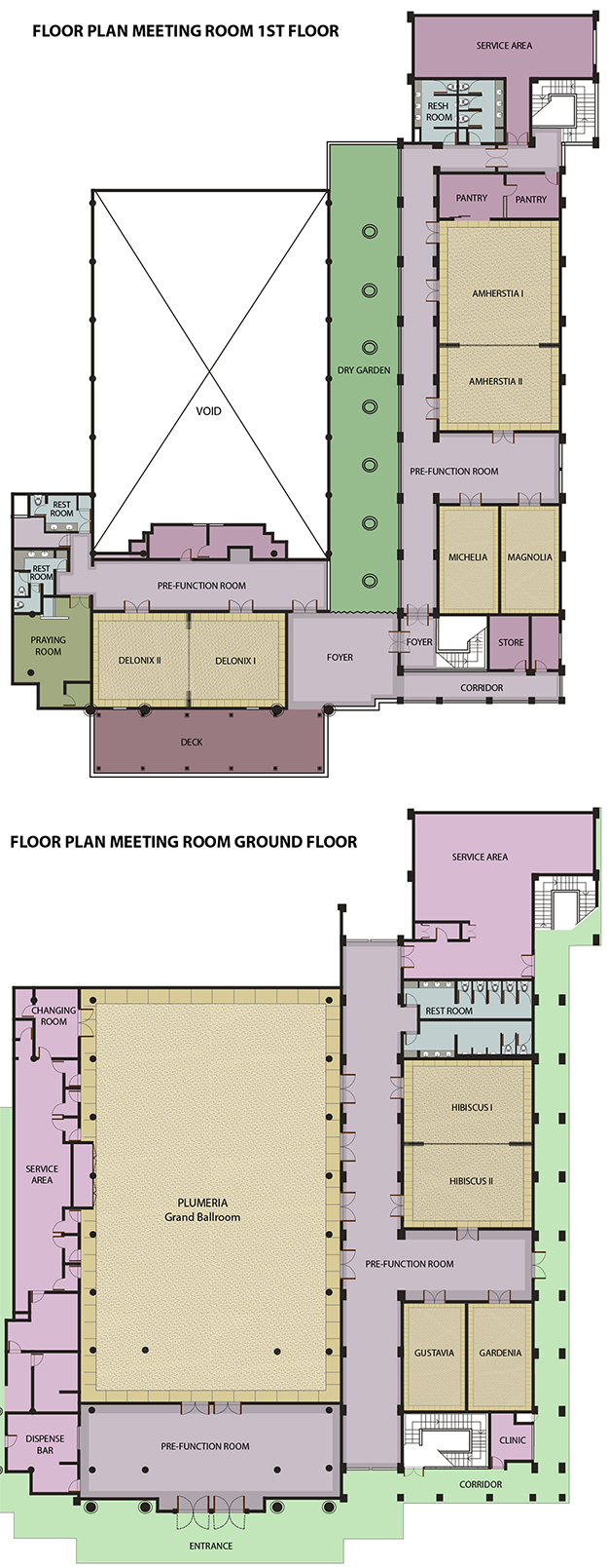 Meeting Floor Plan