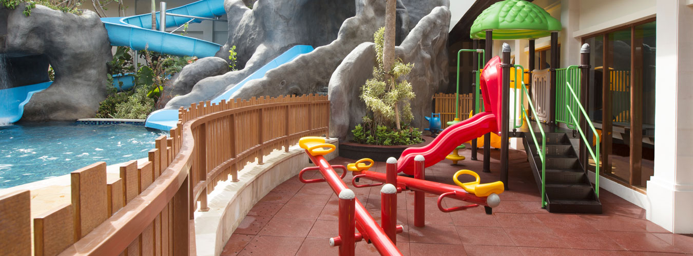 Kids Club and Game Center - Padma Resort Legian 2