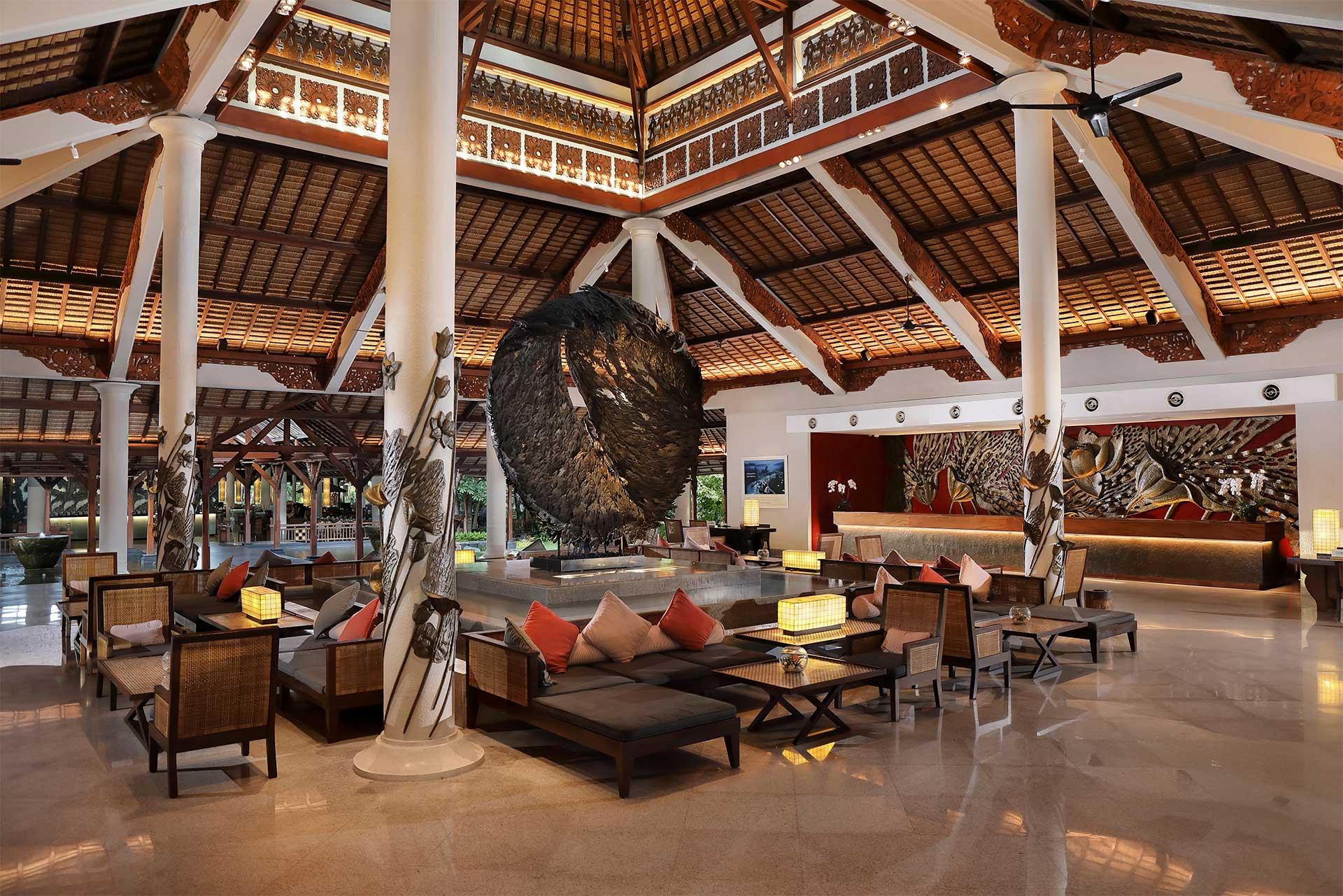 Lobby Padma Resort Legian