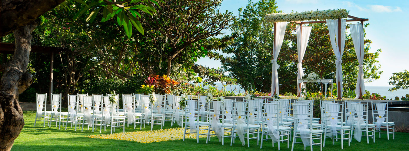 Wedding at Padma Resort Legian