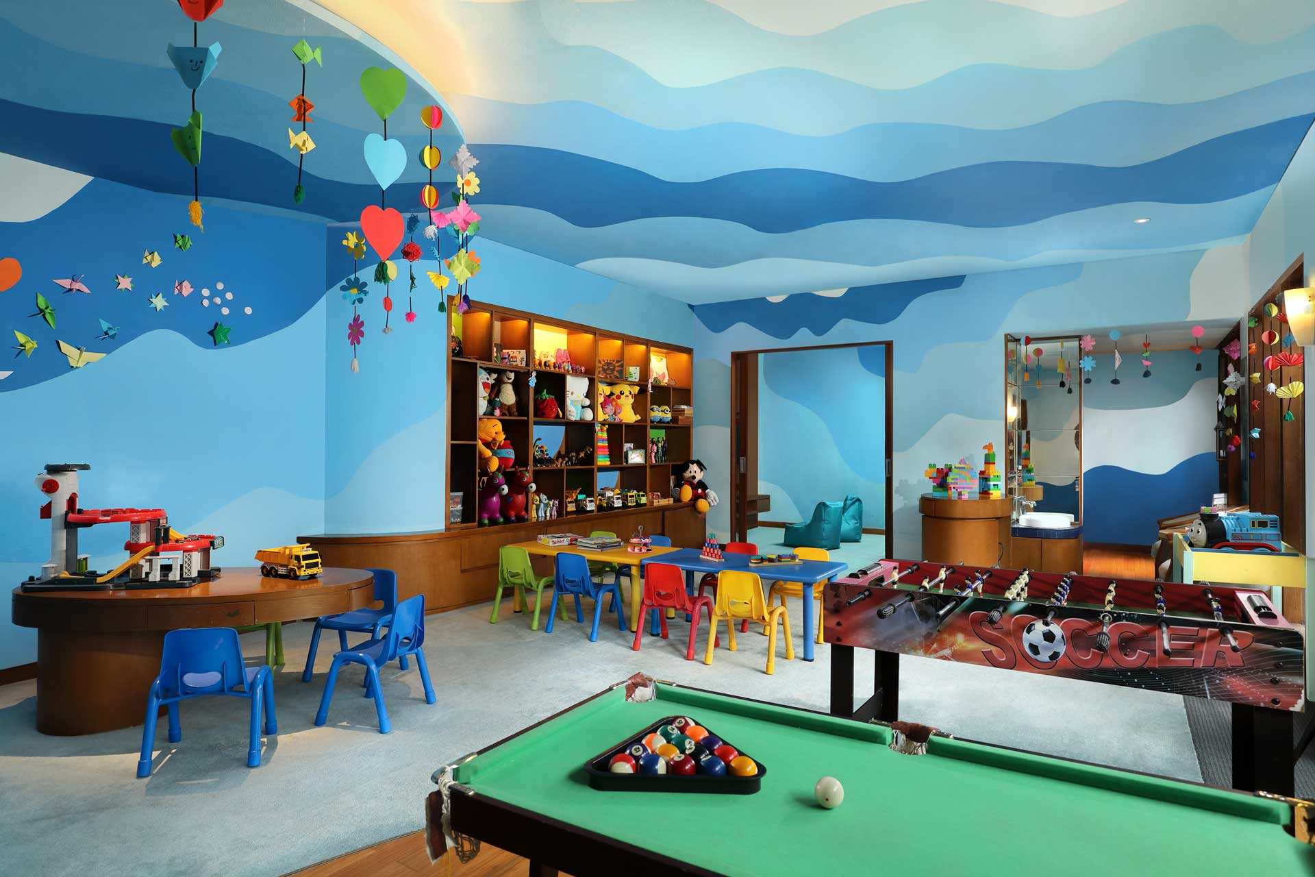 Wolly Kids Club and Games Centre - Padma Resort Legian