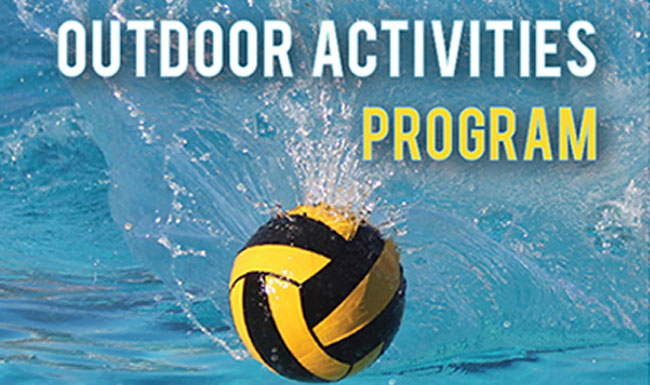 Weekly avtivities Program