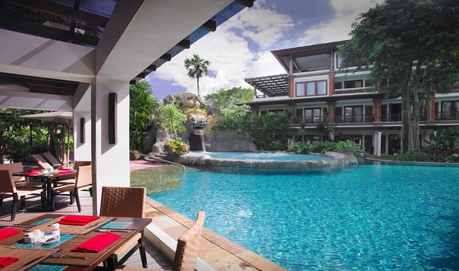 Padma Resort Legian 2