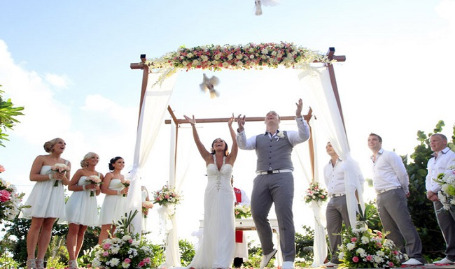Weddings Padma Resort Legian 2