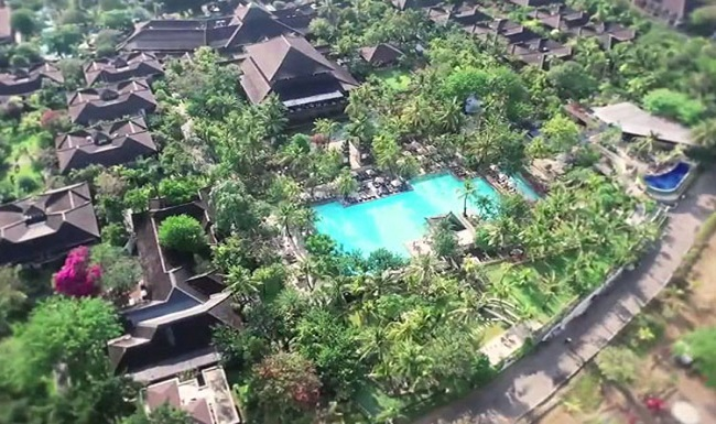 Padma Resort Legian Video 8