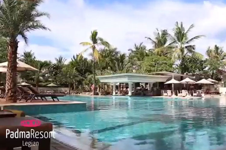 Padma Resort Legian Video 9